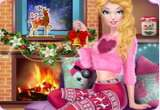 Barbie's Winter Goals