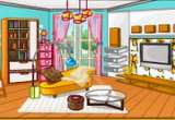 Girly Room Decoration Game 2