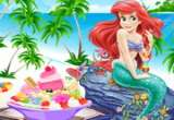Princess Mermaid Ariel Summer Fun