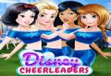 Disney Cheerleaders