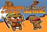 Pharaoh Mummy Guard Treasures