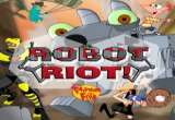 Phineas and Ferb Robot Riot!