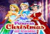 Princess Christmas at Castle