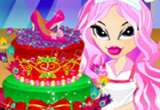 Bratz Fascinating Cake