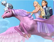 Jogo da Barbie Magic 3D