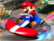 Carros do Mario Online Gratis