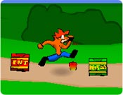 Jogos do Crash 3 Bandicoot