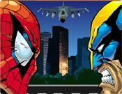 Jogo do Spider Man VS Wolverine