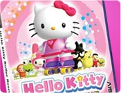 Jogo Patins da Hello Kitty