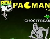 Pac Man do Ben 10