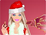 Barbie - Ajudante do Papai Noel