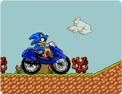 Enduro do Sonic