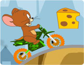 Jogo Moto do Tom e Jerry