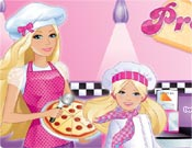 Barbie Presto Pizza – Pizzaria da Barbie