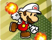Mario Fire – Tiro do Mario