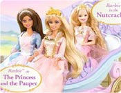 Vestir Barbie Princesa
