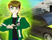 Ben 10 Ultimate Drift Online
