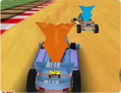 Corrida do Crash Bandicot