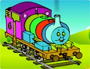 Pintar e Colorir o Thomas