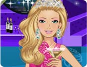 Prom Queen Barbie Dress Up