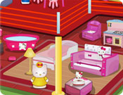 Decorar Casa da Hello Kitty