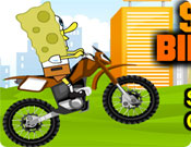 Motocross do Bob Esponja