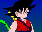 Colorir Dragon Ball Z
