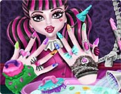 Unhas Decoradas Monster High