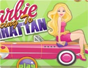 Barbie Racing to Manhattan