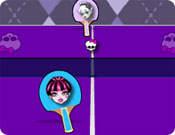 Ping Pong das Monster High