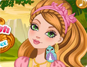 Vestir e Maquiar Ever After High