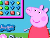 Peppa Pig Bejeweled