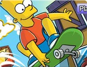 Skate dos Simpsons