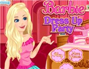 Barbie Dress Up Party