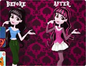 Monster High Transformação