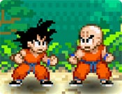 Jogo Luta do Dragon Ball