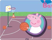 Peppa Pig Basketball