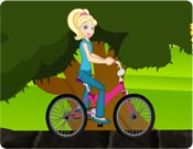 Bicicleta da Polly Pocket