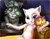 Talking Angela Baby
