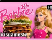 Hamburguer da Barbie
