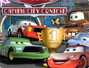 Carros da Disney - Capital City Contest