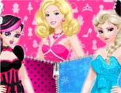 Barbie VS Frozen Elsa e Draculaura