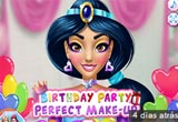 Birthday Party Perfect Makeup